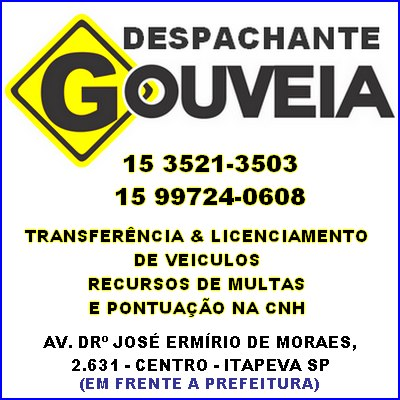 GOUVEIA DESPACHANTE Itapeva SP